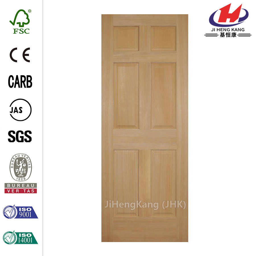 JHK- 006 Italian Knotty Pineolid Wood Pocket Interior Doors