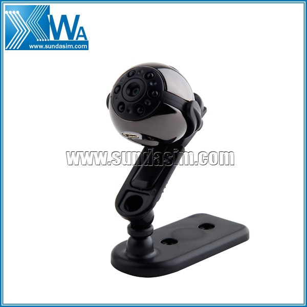 2016 SQ9 Night Vision 360 Degree Rotatory HD Mini Sport DV 1080P Manual Mini Sport Camera Recorder