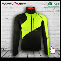 5CDRACO-M OEM Softshell Jacket Crane Sportswear For Men Cycling Wear