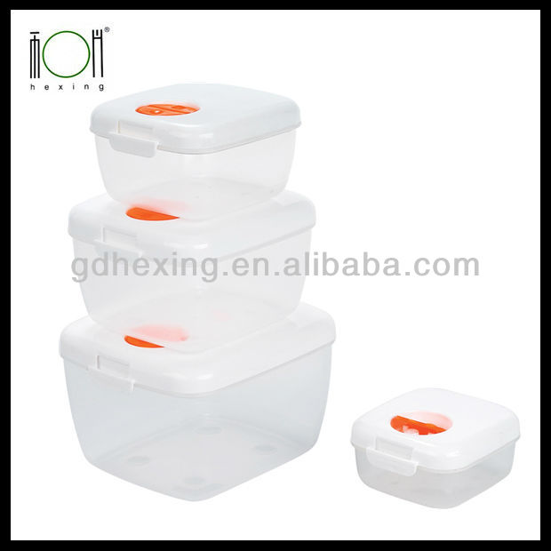 Insulated Plastic PP Food Containers Partition Box Wholesale Price