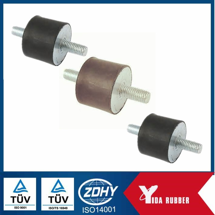 Rubber vibration isolator/vibration isolation rubber damper rubber mounts for split air conditioner