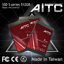 Professional AITC 2.5 inch SATA3 512gb ssd sata ssd drives