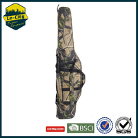 OEM Wholesale Factory Eggs Foam inside camouflage hunting military gun bag for rifle