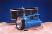 Solar torch-free electricity