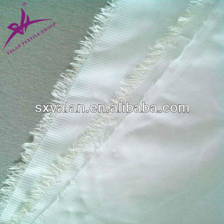 Fabric for home or hotel / Cotton polyester textile manufacturer /printed or plain satin for silk quilt fabric