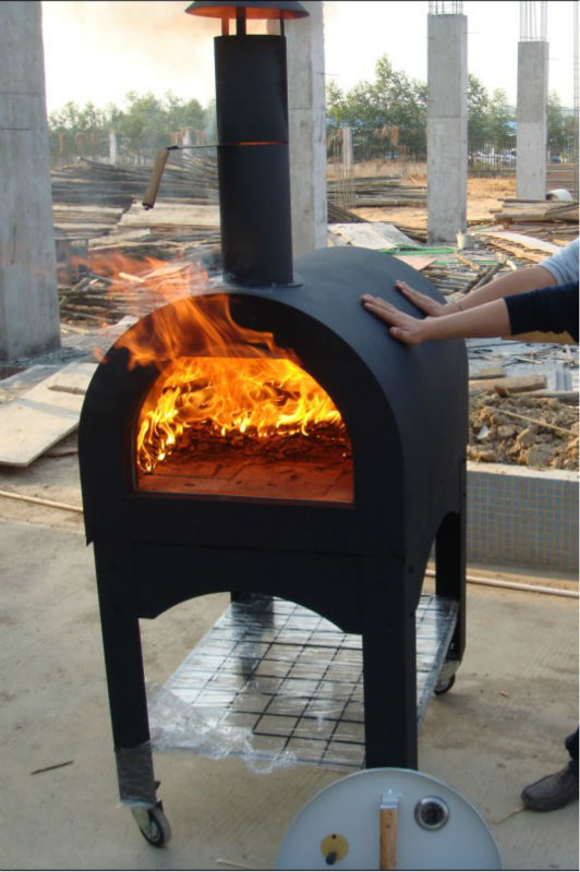 wood fired outdoor pizza brick oven in hot sell buy outdoor pizza brick oven wood fired pizza. Black Bedroom Furniture Sets. Home Design Ideas