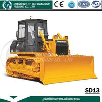 SD13 Used bulldozer dozer with ripper with CE in stock for sale