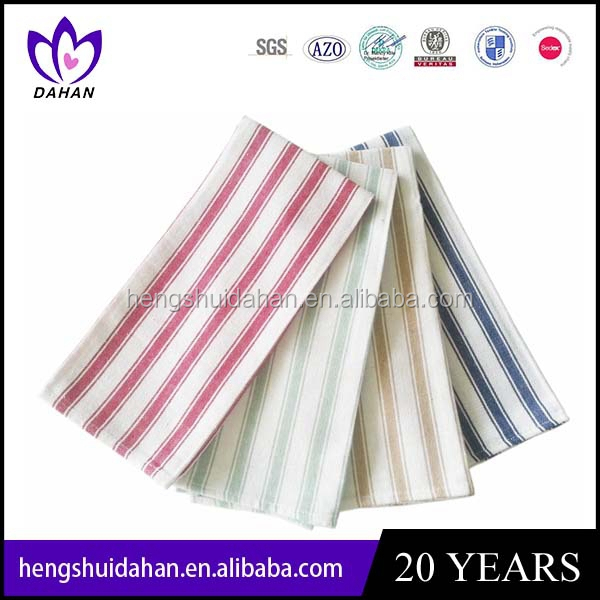 Kitchen design cotton towel set wholesale