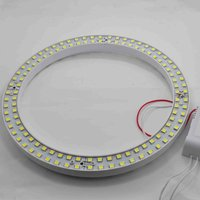 SMD5050 18W LED ring lamp 220V 2500LM 120leds