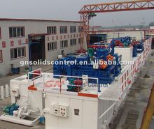 Drilling Mud Processing System