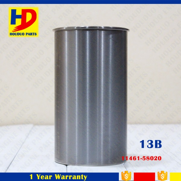 13B wholesale New Products Engine Cylinder Liner Kit 11461-58020
