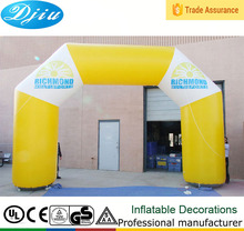 DJ-GM-36 Custom-made Item---Inflatable Arch Advertising Sales Promotion Arch Cartoon