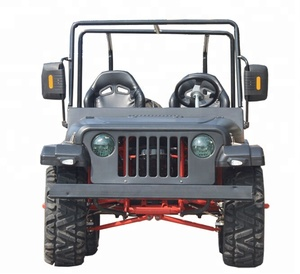 2018 petrol 200CC adult military jeep dune buggy for sale