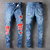 American Denim Jeans Mens Fashion Skinny