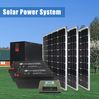 Easy Install Panel Made In Japan Pv Inverter 200kw Solar Energy System