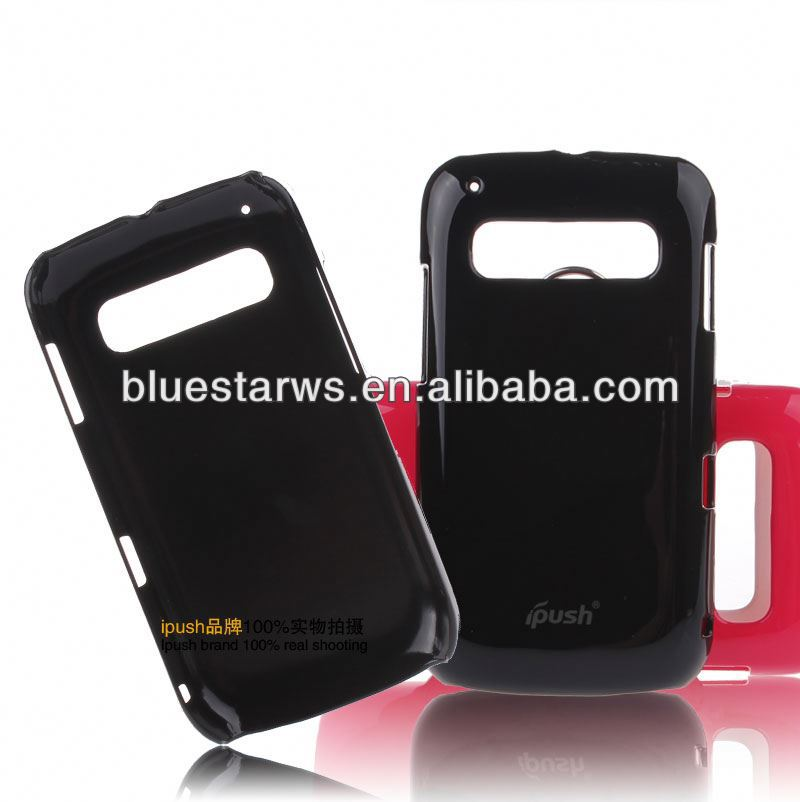 Shiny UV Coating Plastic Hard Case PC For TCL A966 Phone cases