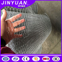 BWG20-12 Galvanized hexagonal wire mesh/chicken wire mesh/animal cages