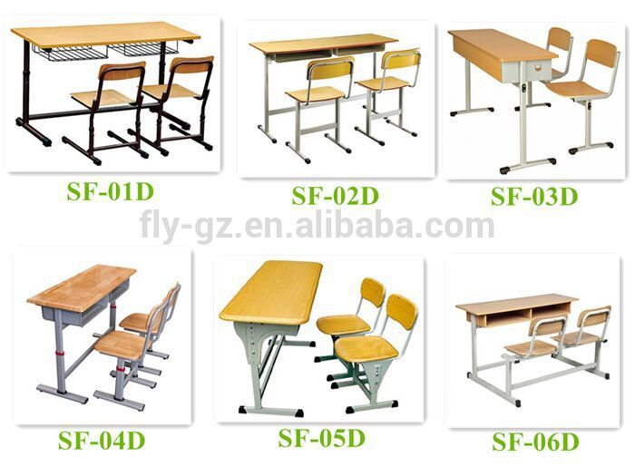 Solid Wood Furniture Student Desk Chair/stainless Steel Student Desk Chairs