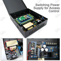 power supply box for network access control kit