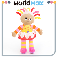 Baby Dolls Dress Girl Plush Toys