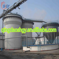 anaerobic UASB for wastewater management , UASB Anaerobic reactor for food processing /Coke drinking Industry