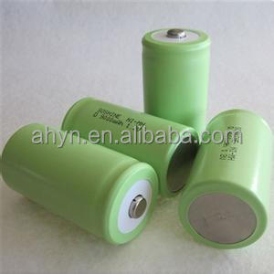 1.2V SC2500P NIMH battery for power tools cheap RoHS CE