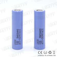 18650 10A discharge icr18650-22p 2200mah 3.7v electric bike battery
