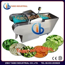 industrial multifunctional Chinese vegetable and fruit cutting machine