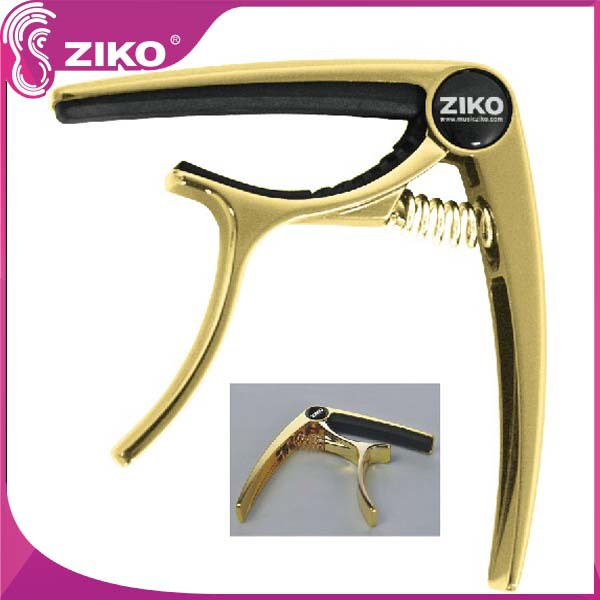 first class metal electric classical acoustic guitar capo