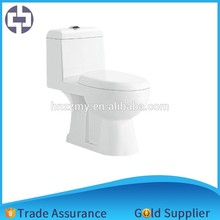 2017 January Most Trendy sanitaryware ce hot sale toilet ROHS colorful