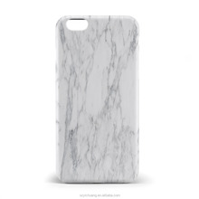 360 Full Protective Customize Marble Design Slim Beautiful Mobile Phone Back Cover Case for iPhone6/ 7