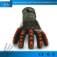 Anti Vibration Fitness Sailing Hypoallergenic Gloves