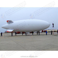 22m giant advertising rc blimp airship remote control advertising blimp