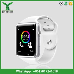 New products 2016 android smart watch phone with sim card A1