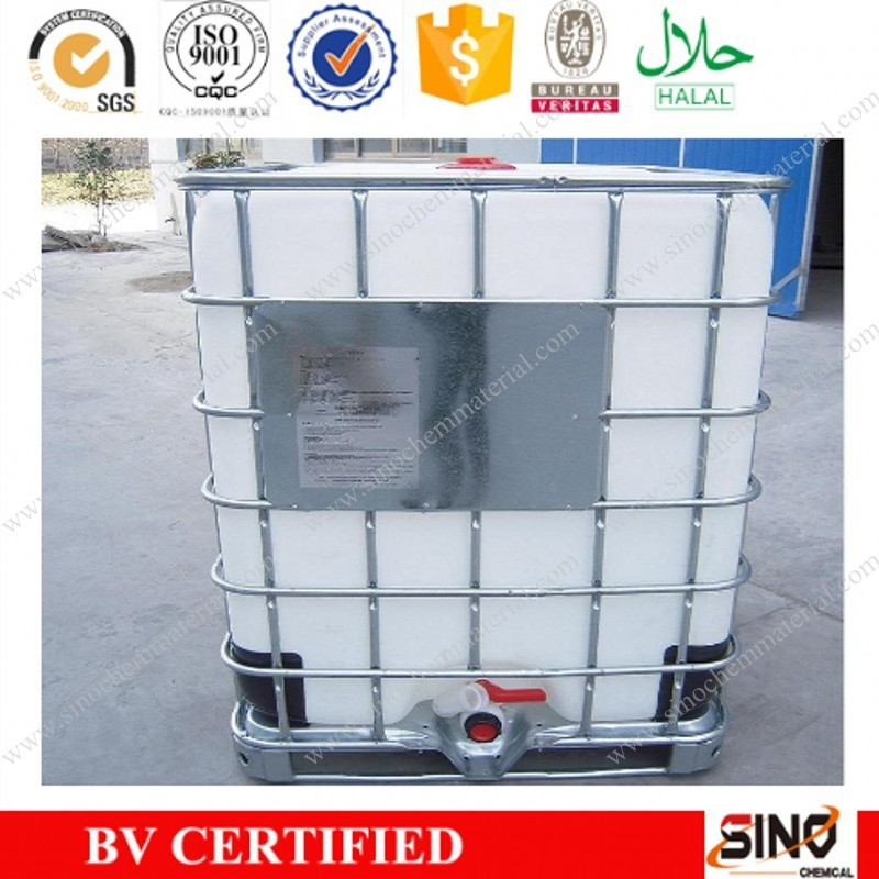 1050kg IBC drum GAA 99% price food grade natural glacial acetic acid