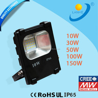 Zhong shan factory direct sale 50W led floodlight IP65 Led outdoor lighting