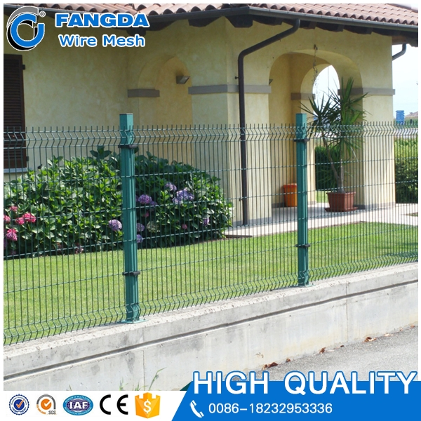 Low Price Modern House Design Palisade Fence,Garden Fence