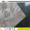 UV fiber cement board for wall decoration marble panel