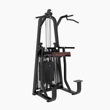 Assist Dip/Chin Body Building Machine Hot Sale Gym Machines