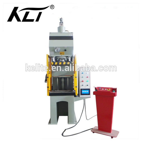 100t CNC Hydraulic Stretching Press C Frame