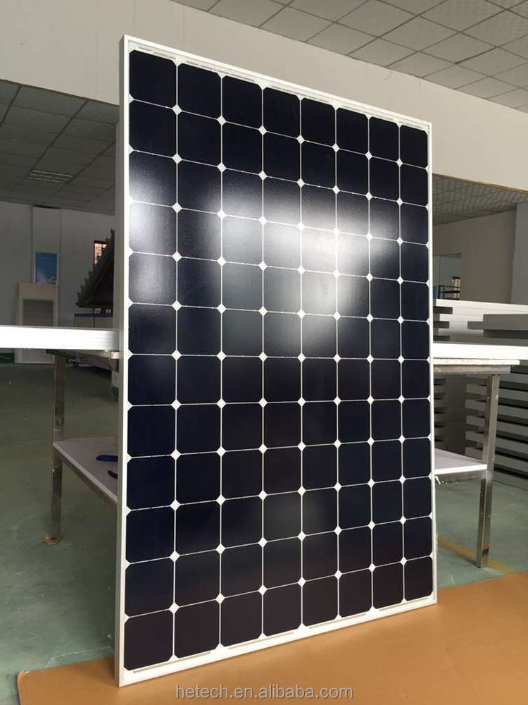 Sunpower High Quality 320W Panel Solar Tempered Glassed PV Modules