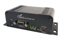 Microhard nano nVIP2400 2.4 GHz OFDM Broadband Wireless Ethernet Bridge/Serial Gateway(RS232/RS485/RS422) and VoIP