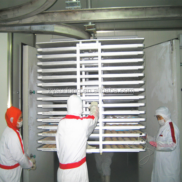 Automatic Pilot freeze dryer-LG1.5 for Laboratory