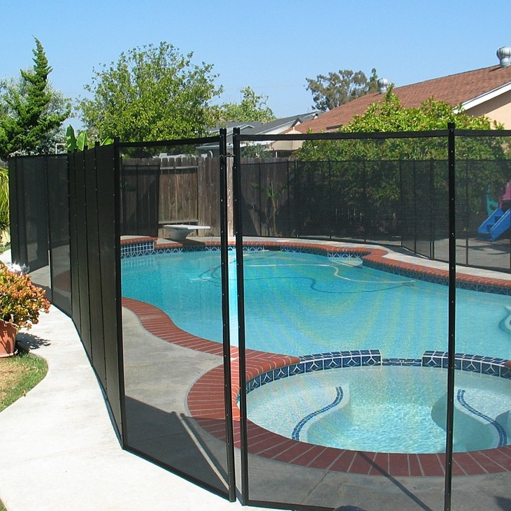 Hot Sale Swimming Safety Used Pool Fence