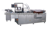 ZH-100 face creams boxes packing machine