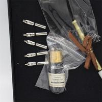 Calligraphy Pen Set Quill Feather Pen Set/Fountain Pens Gift Box