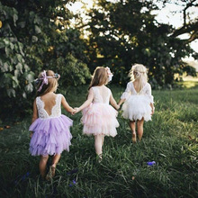 2018 <strong>Girl's</strong> <strong>Dress</strong> Hot sale kids lace cute Tutu <strong>dress</strong> fashion Birthday baby princess <strong>dress</strong>