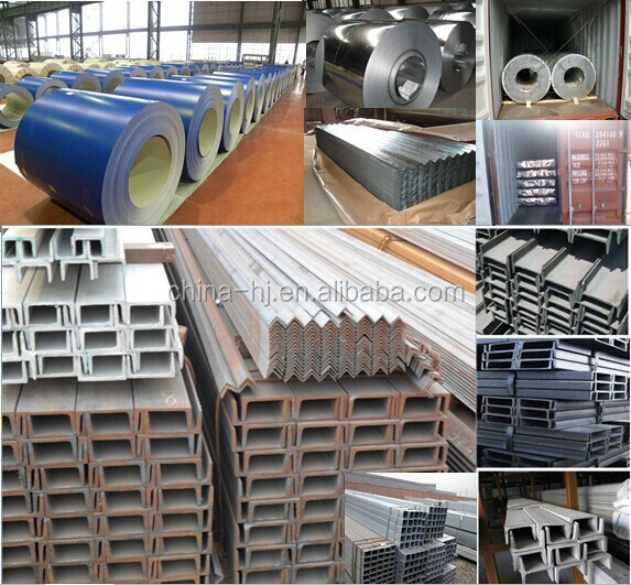 U -shape channel steel beam for Construction engineering Surprise price!!!