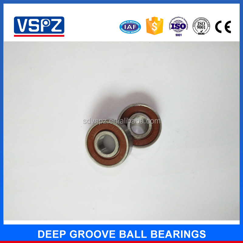 Russian VBF deep groove ball bearing 6302 2RS 180302 for VAZ
