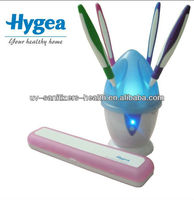 best UV toothbrush sanitizer portable for travel HH20
